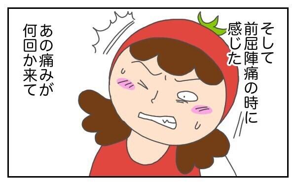 想像外のできごとが連発!? 初産での高齢出産~トマトの出産vol.1~【意識の高いママになりたかった Vol.3】