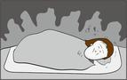 海キャンプ後の裏話…妻の体調不良が夫を変えた!?【ズボラ母の三兄弟カオス日記 第40話】