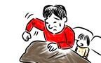 私は、子どもの病気にうつったことがない! しかし、思わぬ落とし穴が…【劔樹人の「育児は、遠い日の花火ではない」 第17話】