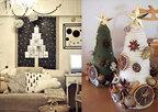 【100均&プチプラ】で楽しむクリスマスインテリア6選 モノトーンからナチュラル系まで!