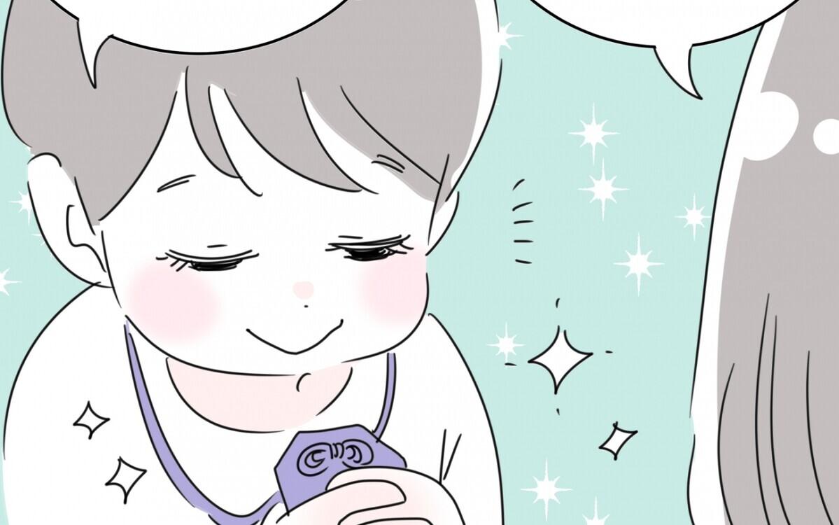 ストレスで幼児返り?! トイレに行くのが怖い息子が検索した言葉に涙…【子育ては毎日がたからもの☆ 第89話】