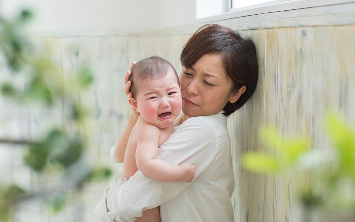 育児ノイローゼになる前に…「子育てはだいたいで大丈夫」でいい理由