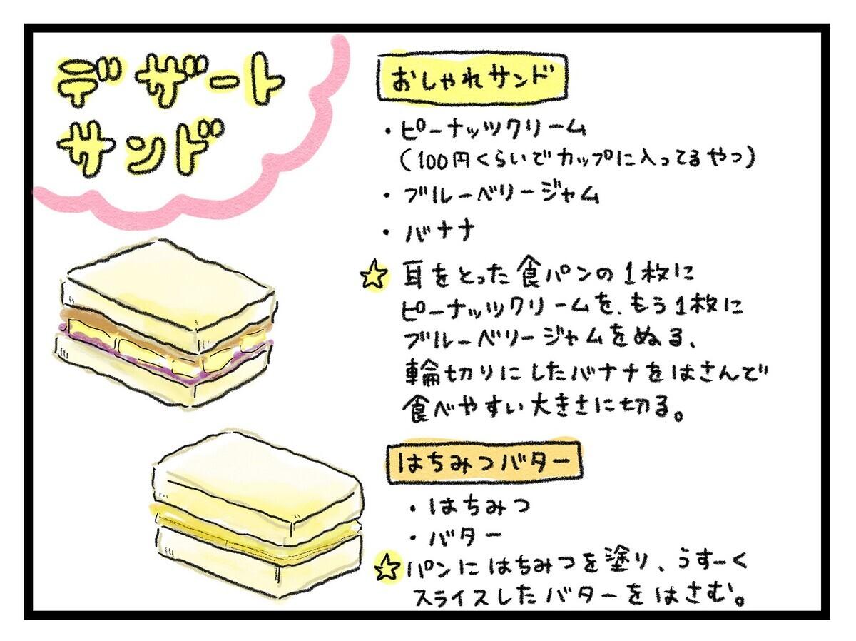 デザート系