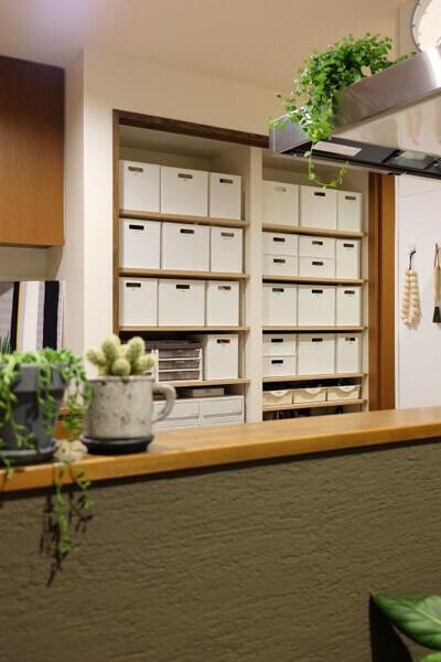 ニトリのインボックス収納が美しい! シンデレラフィット続出のすっきり収納術