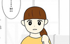 「子守は楽勝」という夫に娘を託して外出すると予想外の光景が…!【我が子を触れない母の話 Vol.20】