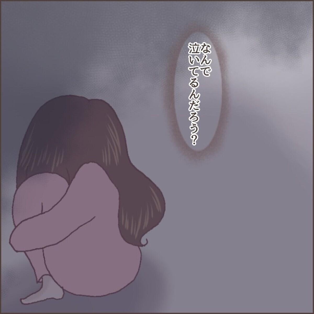 「母親失格」の幻聴に悩まされ、とうとう倒れてしまう…!【育児ノイローゼになった話 Vol.11】