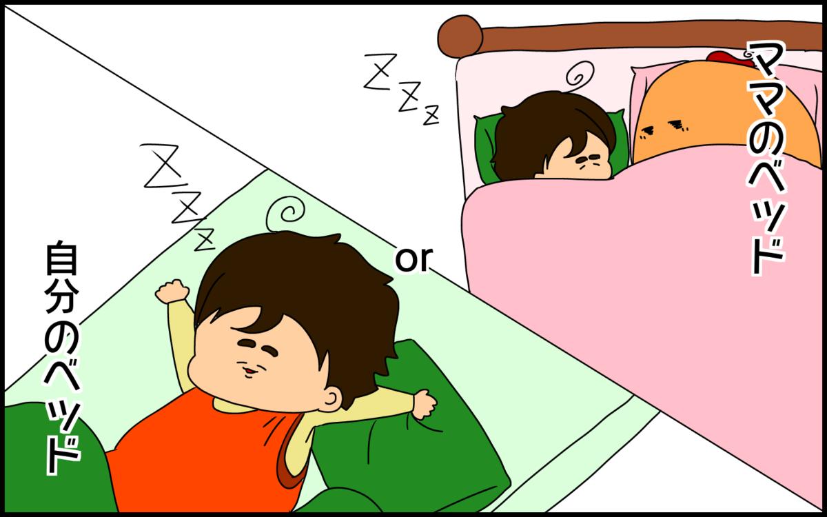 「ベッドじゃなく床で寝てみたい」という息子。何事も経験と思い、やらせてみたら……!?【ドイツDE親バカ絵日記 Vol.35】