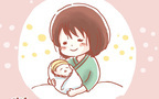 ヘトヘトでもとにかくいきみ続け…ようやく我が子に会えた!【壮絶! 出産・産後入院レポ Vol.4】