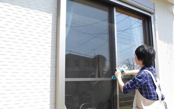 家事代行サービスで窓拭きをお願いしました