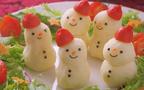 人気ブロガー直伝! クリスマスのかわいいデコごはん&スイーツ