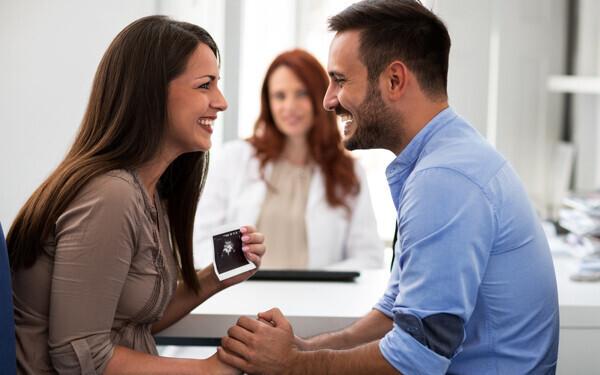 初めての妊婦健診