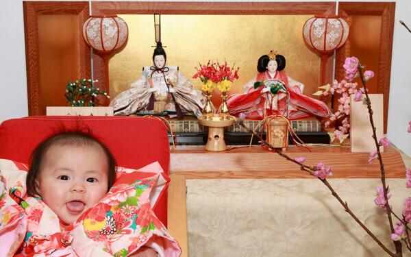 ひな祭りの由来、雛人形の飾り方、食べ物の意味など基礎知識