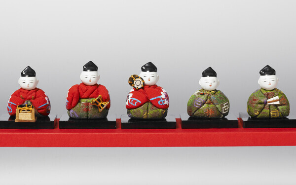 雛人形・五人囃子