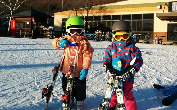 子どものスキーデビューを成功させる! 子連れスキーを快適に楽しむ5つのコツ