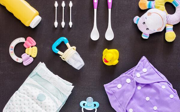 出産準備に用意すべきマストアイテム