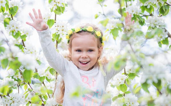 1歳〜3歳児の上手な褒め方