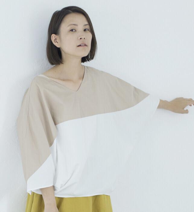 asaco、モデル、子ども服ディレクター