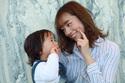 人気モデルが男の子のママに! 息子カンタくんが登場するインスタも可愛い♪ 【ママリーダーズ:新原愛加さん】