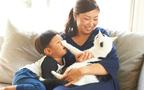 猫と一緒に成長する息子を見守りたい  #13  インスタグラマー/ブログ「ザクロとたい」 もりもとりえ さん