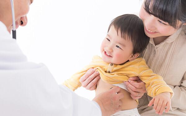 乳幼児医療費助成