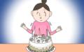流産。誕生日ケーキを前に泣いた日【こうして赤子を授かった~中村こてつ不妊治療体験記~ 第33話】