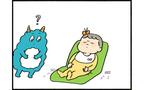 ベビモフのマスコットキャラ漫画!『ベビちゃんとモフ 第1話』