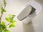 わが家の洗面所の大ヒットアイテム! 「自動ソープディスペンサー」が想像以上に便利【人気ブロガーの「これがマイベスト」  Vol.22】