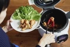 食事作りは時間との戦い… あの「時短調理家電」は、わが家の救世主だった!【子育ては毎日がたからもの☆ 第49話】