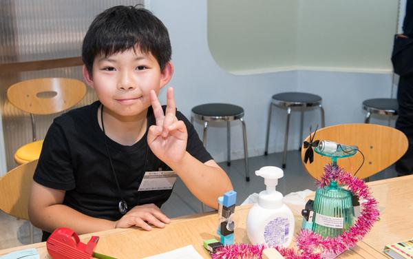 異色のコラボで一石二鳥! 子どもが「手洗い」を好きになる、プログラミングワークショップに行ってみた