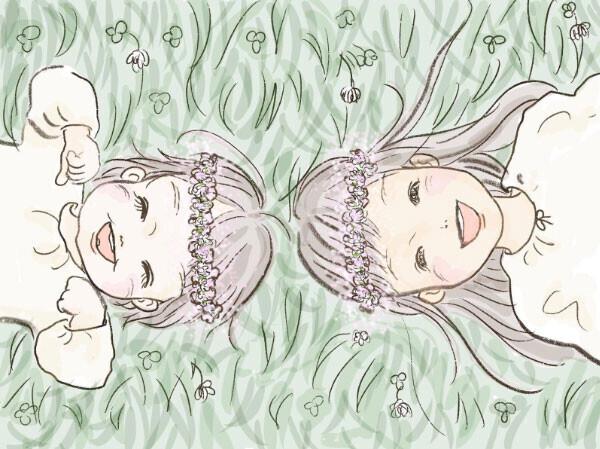 子どもとかわいい花かんむりを作ろう!  バースデイなど記念日フォトに最適