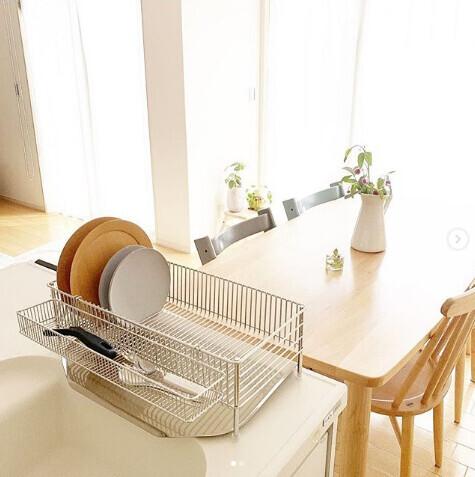 水切りカゴいる派?いらない派?  キッチンをすっきり見せる水切りアイディア5選