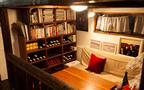 秘密基地のような佇まいが魅力のMOMINOKI HOUSE、 ゆっくりと落ち着けるナチュラルフードレストラン