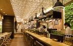 HATAKE CAFÉ/旬を外さないことがおいしい料理を作る第一歩! 新宿伊勢丹で健康と美を食すイタリアンカフェ