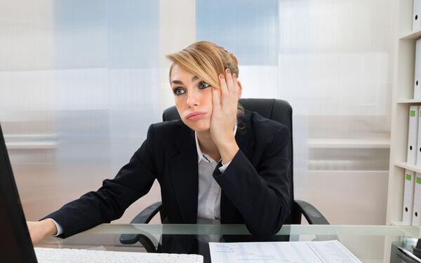 半数以上が転職予備軍! 働く女性が「辞めてやる!」と思った瞬間