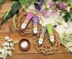 「奇跡の実」といわれる「黄金のオイル」配合☆乾燥した手を優しく潤い香るハンドクリーム新発売!