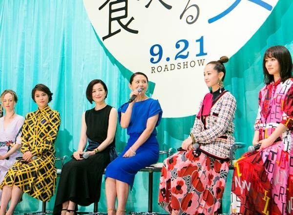 小泉今日子さん、鈴木京香さん「食べる女」豪華女優陣が素敵な女性になるコツを語る!