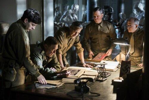 歴史を変えた男たち ナチスから美術品を守った「モニュメンツ・メン」とは