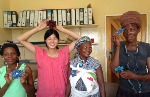 月5000円で暮らす、ボツワナの最貧エリアの女性を救う―日本人女性の挑戦