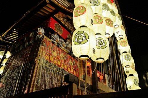 手のひらの幸せ「祇園祭」