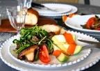 バルサミコ酢を使いこなして! 牛肉と椎茸のハニーバルサミコ炒め【金曜日の夜ごはん】
