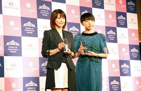 森高千里さん・MIKIKOさん「働く女性のロールモデルとなるリーダー」に