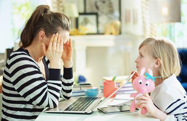 子どもとの在宅ワーク。仕事仲間に理解してほしいことは…