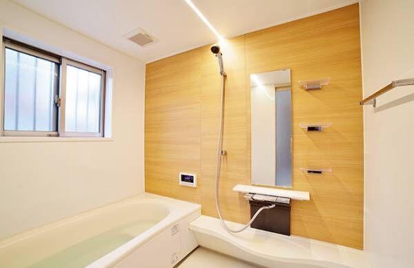 温水と冷水を使い分けてカビ防止。プロが教える、浴室掃除術