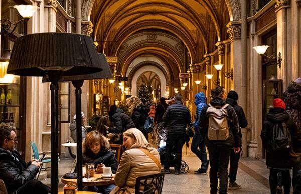 とりあえずカフェに入ろう! 旅のプロがこっそり教える「寒くない」冬のウィーン旅