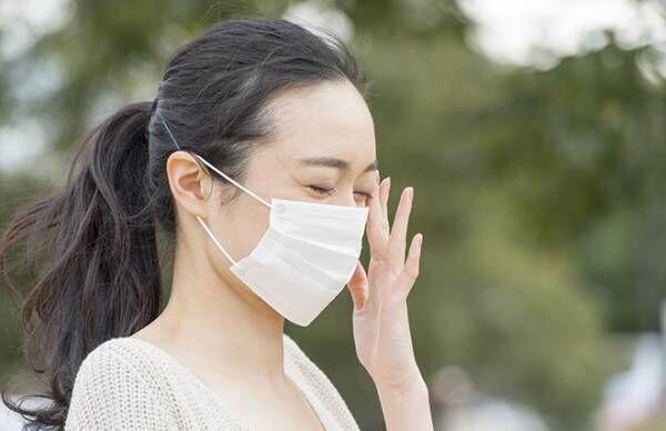 花粉症で目がかゆい! こすらないツボケア4つ【鍼灸師が教える】