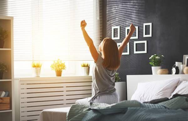 最適な睡眠時間、質のいい睡眠とは? 【オトナ女子の睡眠ノート】