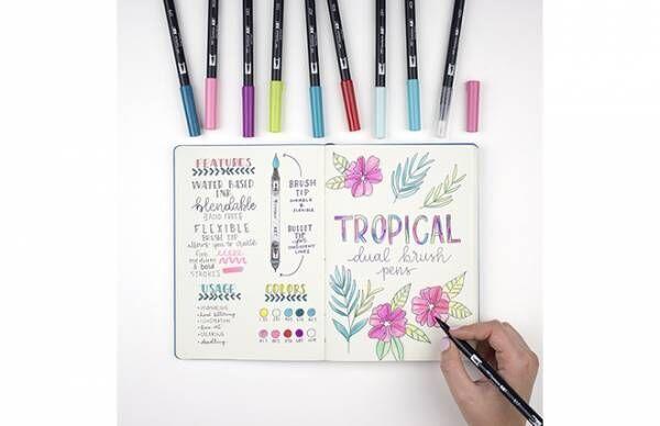 「筆ペン=冠婚葬祭」だけじゃない…! 進化するブラッシュペン5選