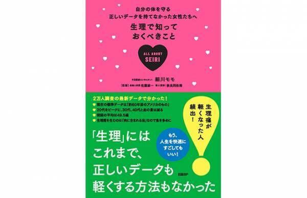 なぜ、これまで日本女性には「生理の正しいデータ」がなかったのか?