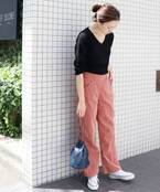 2018秋トレンドの【3大ピンク】で作る!甘いだけじゃない大人のピンクコーデ
