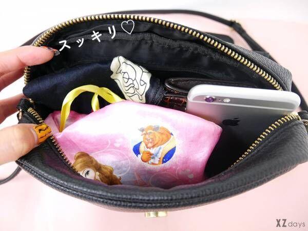 荷物多いさんでも諦めないで!流行の《小さめバッグ》を完璧に使うコツ